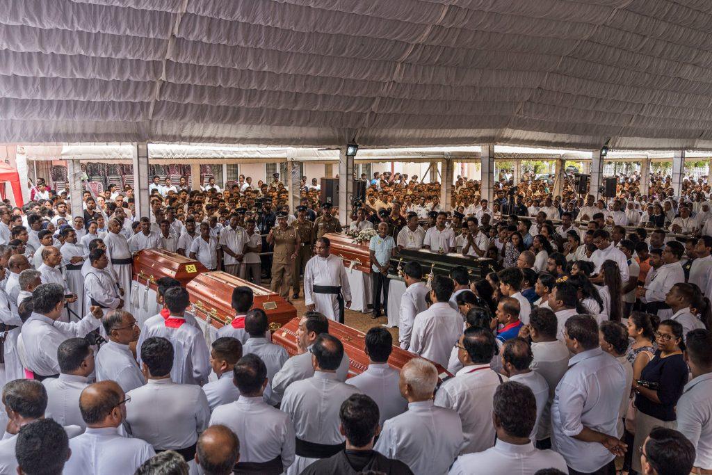 ISIS Attack in sri lanka bomb