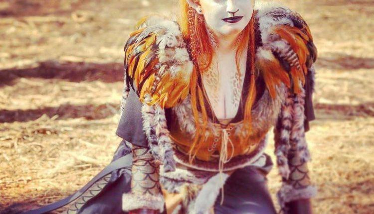 Animal-makeup-costume
